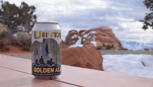 Uinta Brewing's Park Series Golden Ale Celebrates National Parks