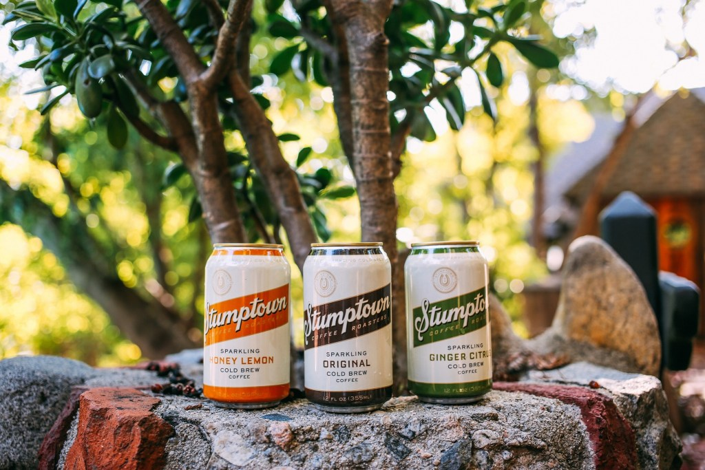 Sparkling Cold Brew - Lineup