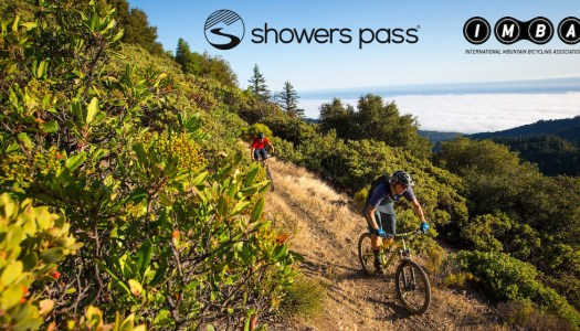 Showers Pass and IMBA Debut Cycling Jacket Collab
