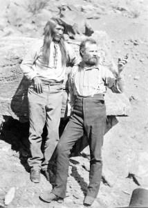 john wesley powell grand canyon arizona