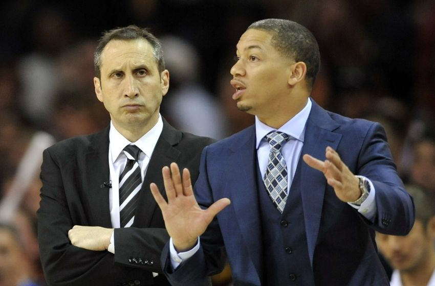 Tyronn Lue will coach the Eastern Conference all-stars in Toronto.