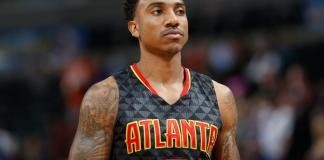 Jeff Teague is the topic of multiple trade rumors, including the Knicks