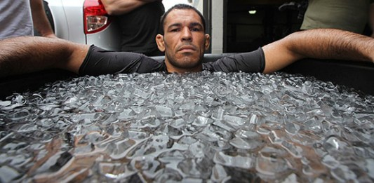 Will an ice bath really aid in recovery?
