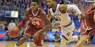 Buddy Hield is the Wooden Award front runner