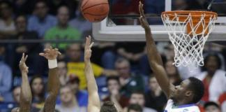 FGCU and Wichita State are headed to the tournament after winning Tuesday night.