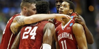 Buddy Hield and the Sooners look to power past the Villanova Wildcats in the Elite Eight.