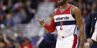 John Wall tallies 29/10/12 in a win over the Bulls