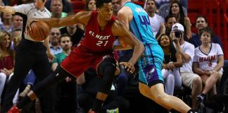 Heat and Hornets both clinch playoff berths