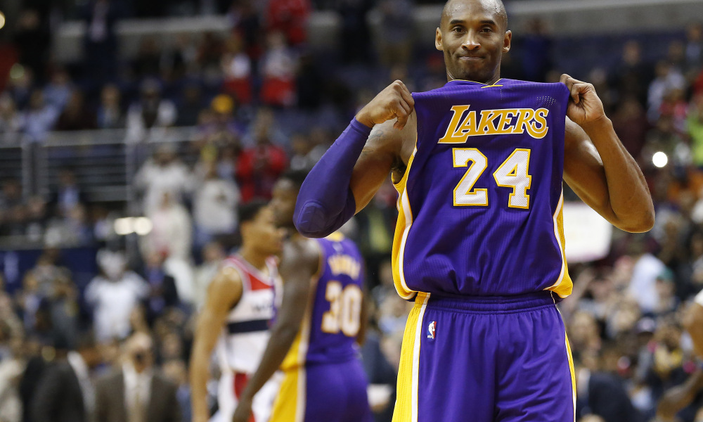ce3e98693839 6 Numbers That Defined Kobe Bryant s Career