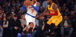 Carmelo Anthony says he's a better scorer than LeBron and Steph