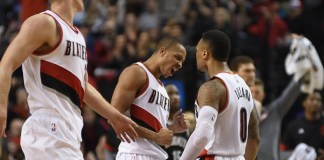 Portland downs LA in six games and will face Golden State in the next round