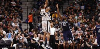 Memphis gets hammered by San Antonio for a second-straight game