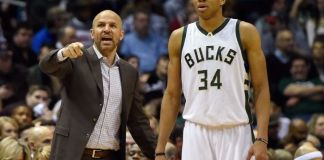The Bucks and 43-year-old head coach Jason Kidd are nearing a contract extension