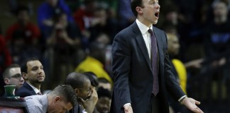 Rick Pitino went over his private jet budget by almost $200K