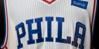Philadelphia 76ers become first major sport team to land an advertising partner