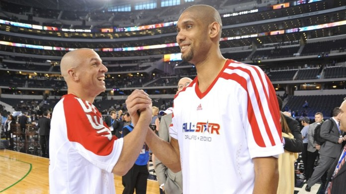 Jason Kidd regrets not teaming up with Tim Duncan when he had the chance