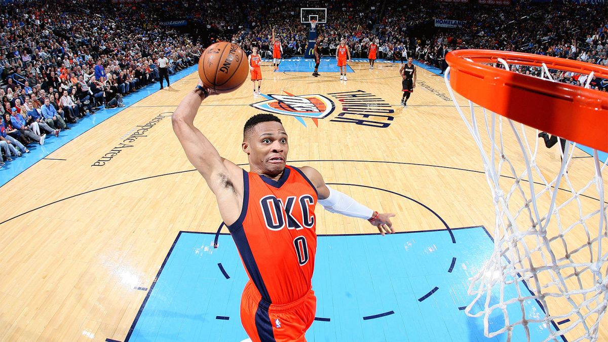 Report: Russell Westbrook 'Ticked Off' With Durant's Departure
