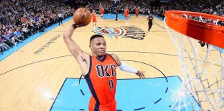 """Russell Westbrook is reportedly """"ticked off"""" about the Kevin Durant situation"""