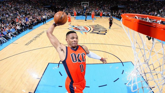 Russell Westbrook is reportedly