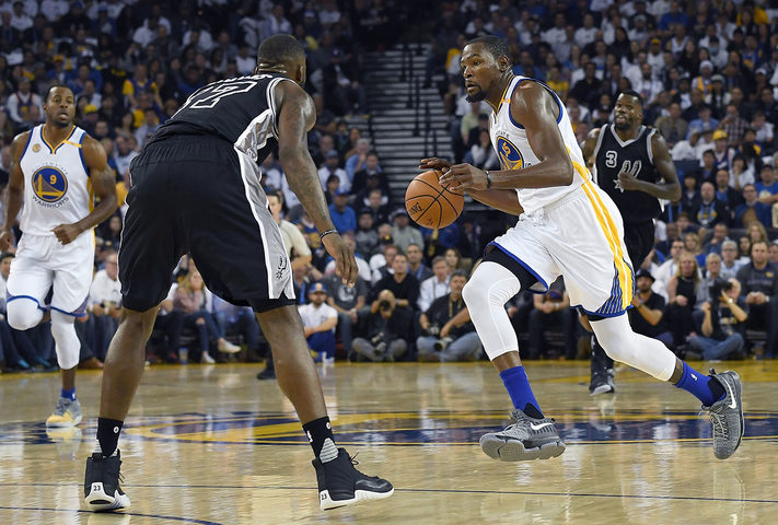 eb9edddb5c29 Kevin Durant On Loss To Spurs   It s A Slap In The Face