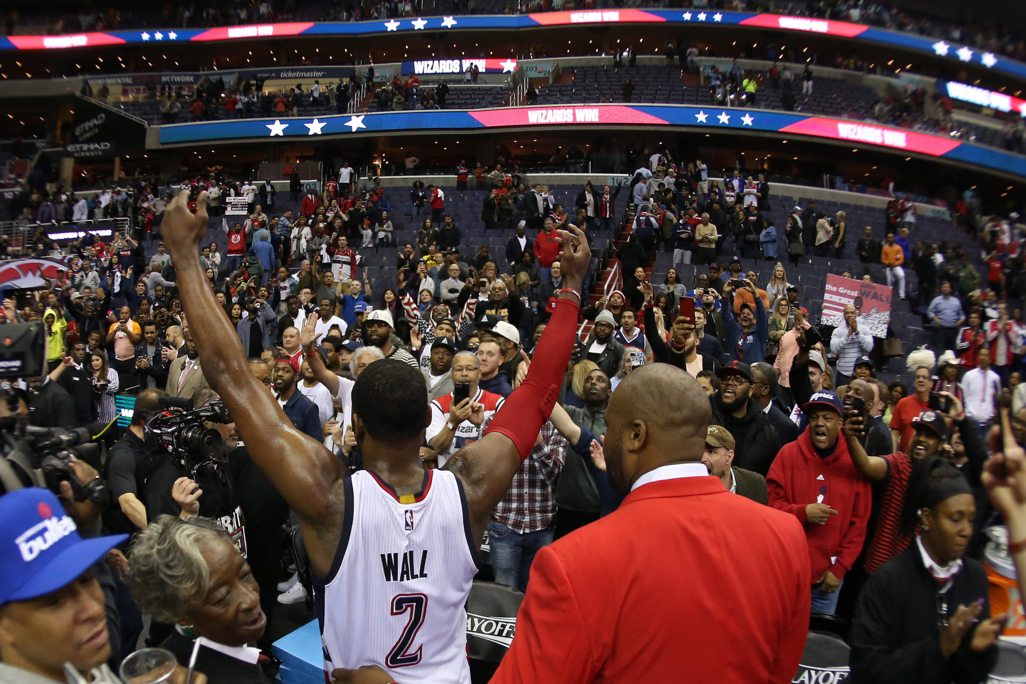 53c9ea5a3566 John Wall s Game-Winner Is The Antithesis Of Wizards  Basketball