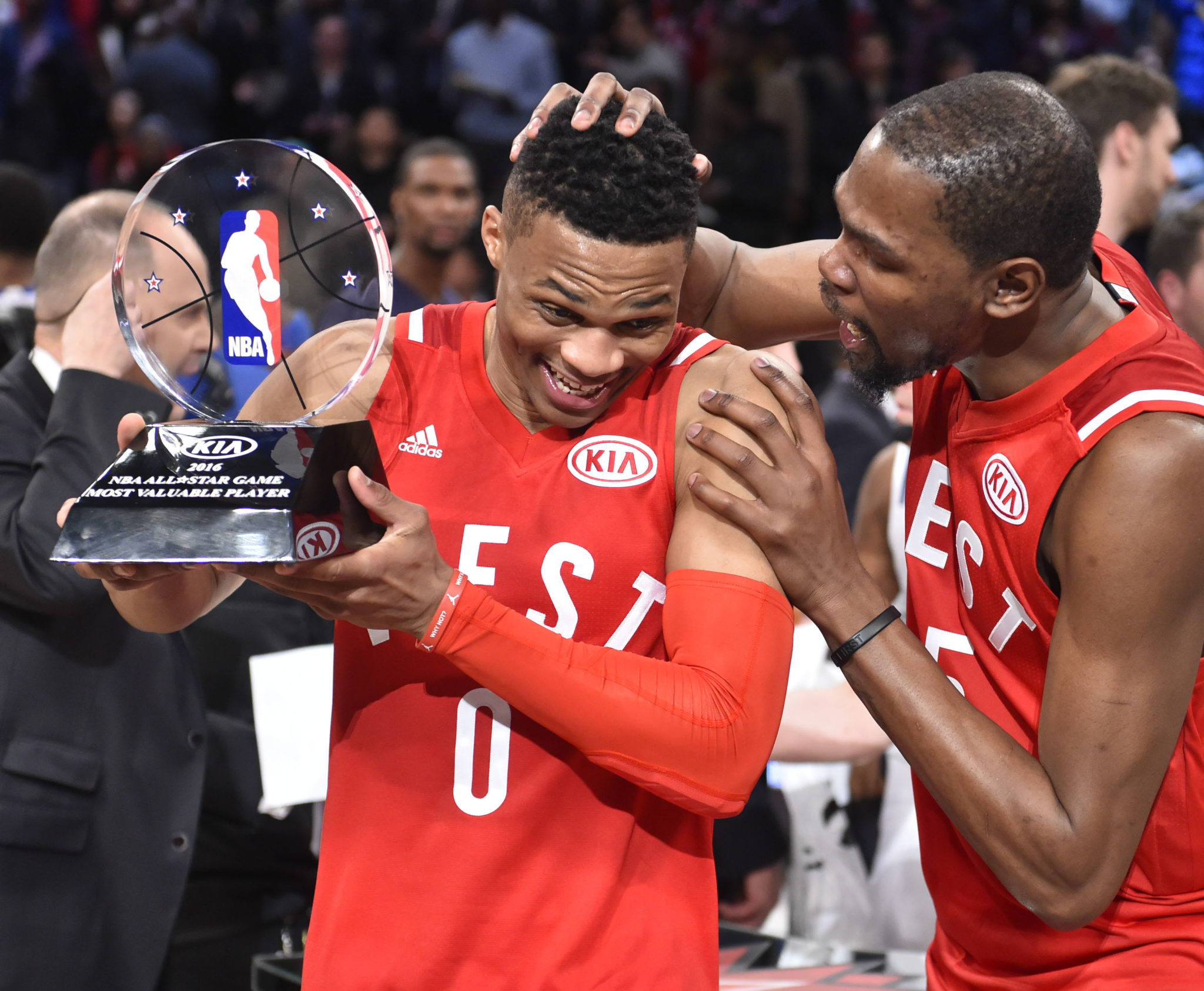 7e9742d3afb Home NBA: All Star Game. Feb 14, 2016; Toronto, Ontario, CAN; Western  Conference guard Russell Westbrook