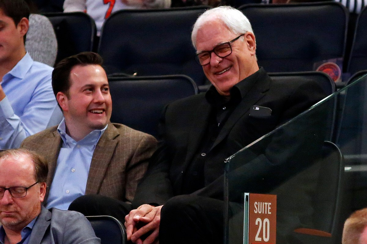 Phil Jackson's Out, But He Leaves The Knicks In A Bad Spot