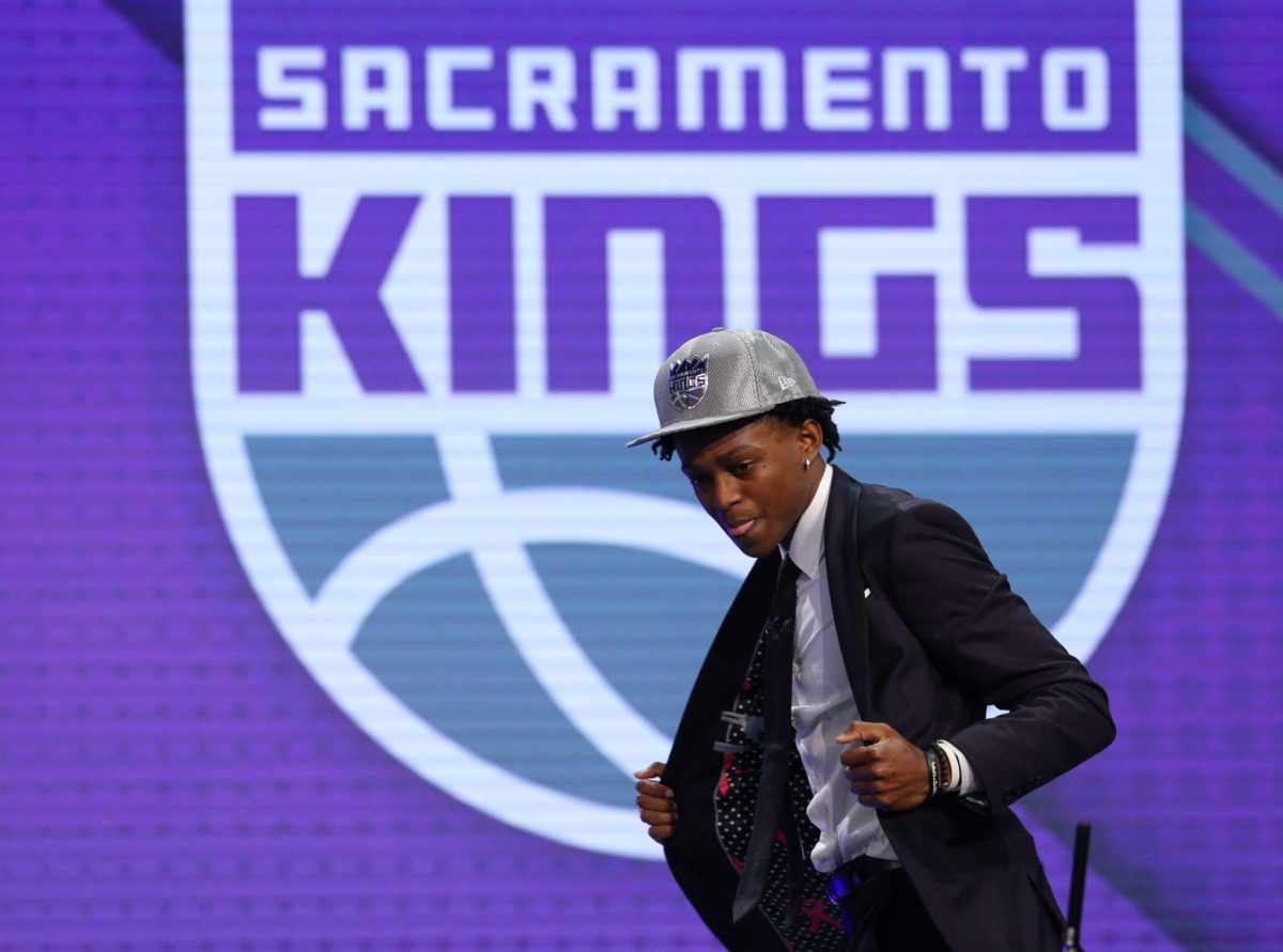 Kings Not Interested In Swapping De'Aaron Fox For Kyrie Irving