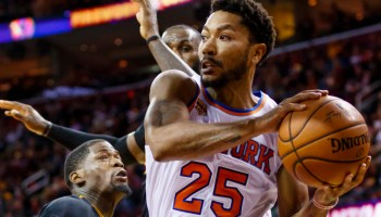 b77de29d5aa Derrick Rose Gets Hit With The Injury Bug Once Again