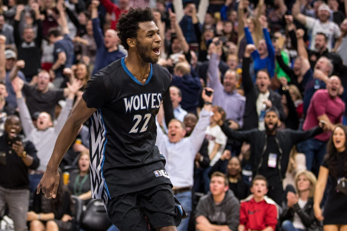 Minnesota Is Looking To Go All In On Andrew Wiggins