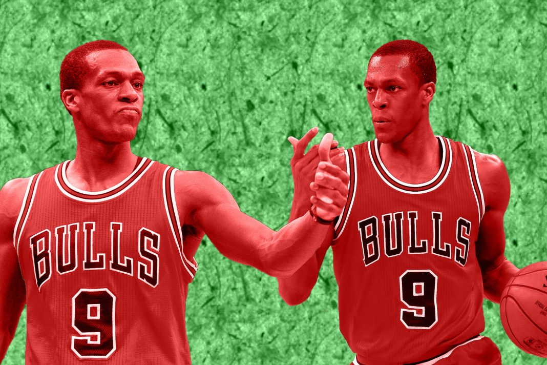 Of all the remaining free agents, Rajon Rondo is one of the most recognizable. And just because the Chicago Bulls parted ways doesn't mean he's useless. Mandatory Credit: USATSI