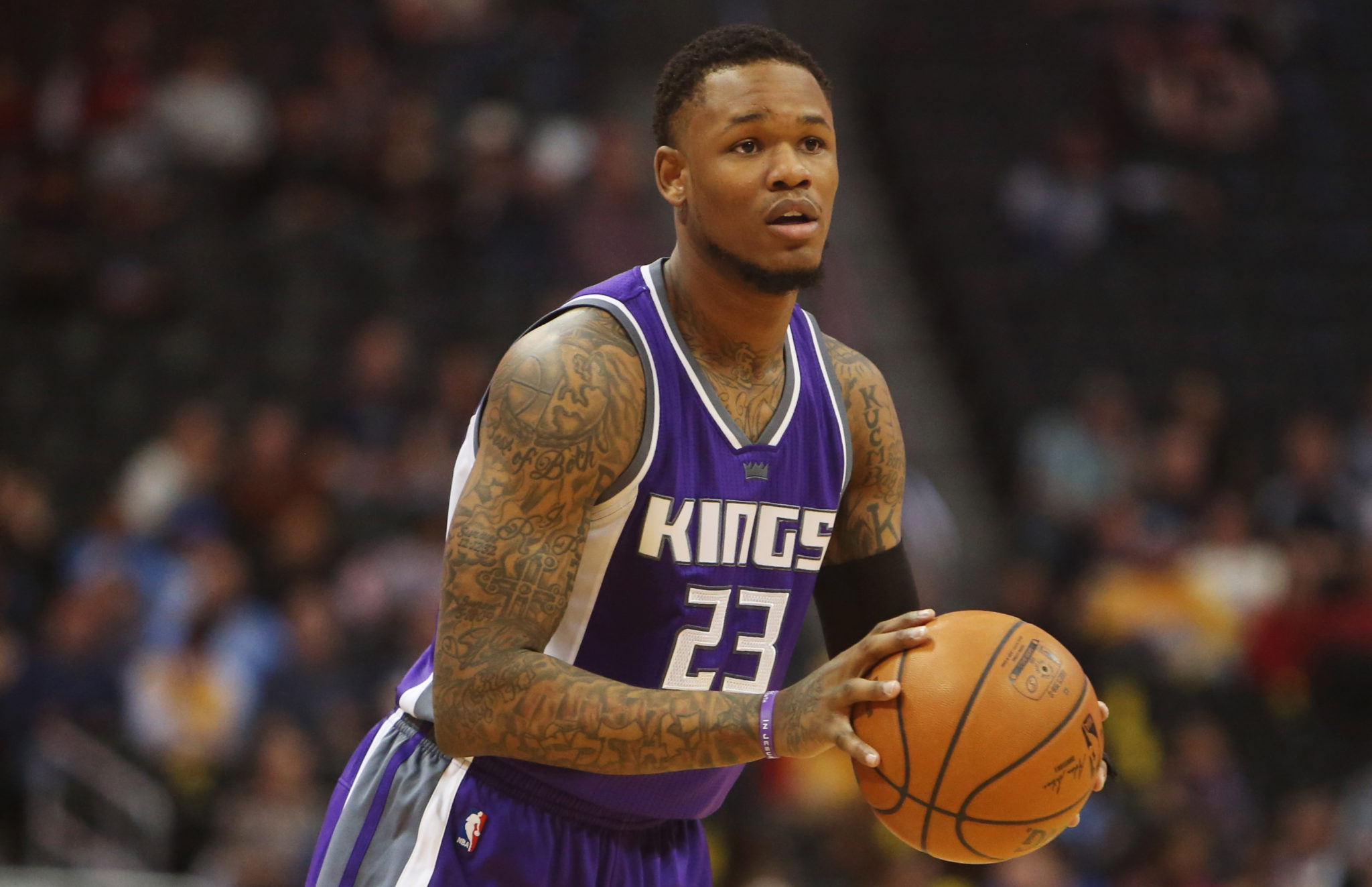 Ben McLemore Reportedly Undergoes Surgery to Repair Foot Injury