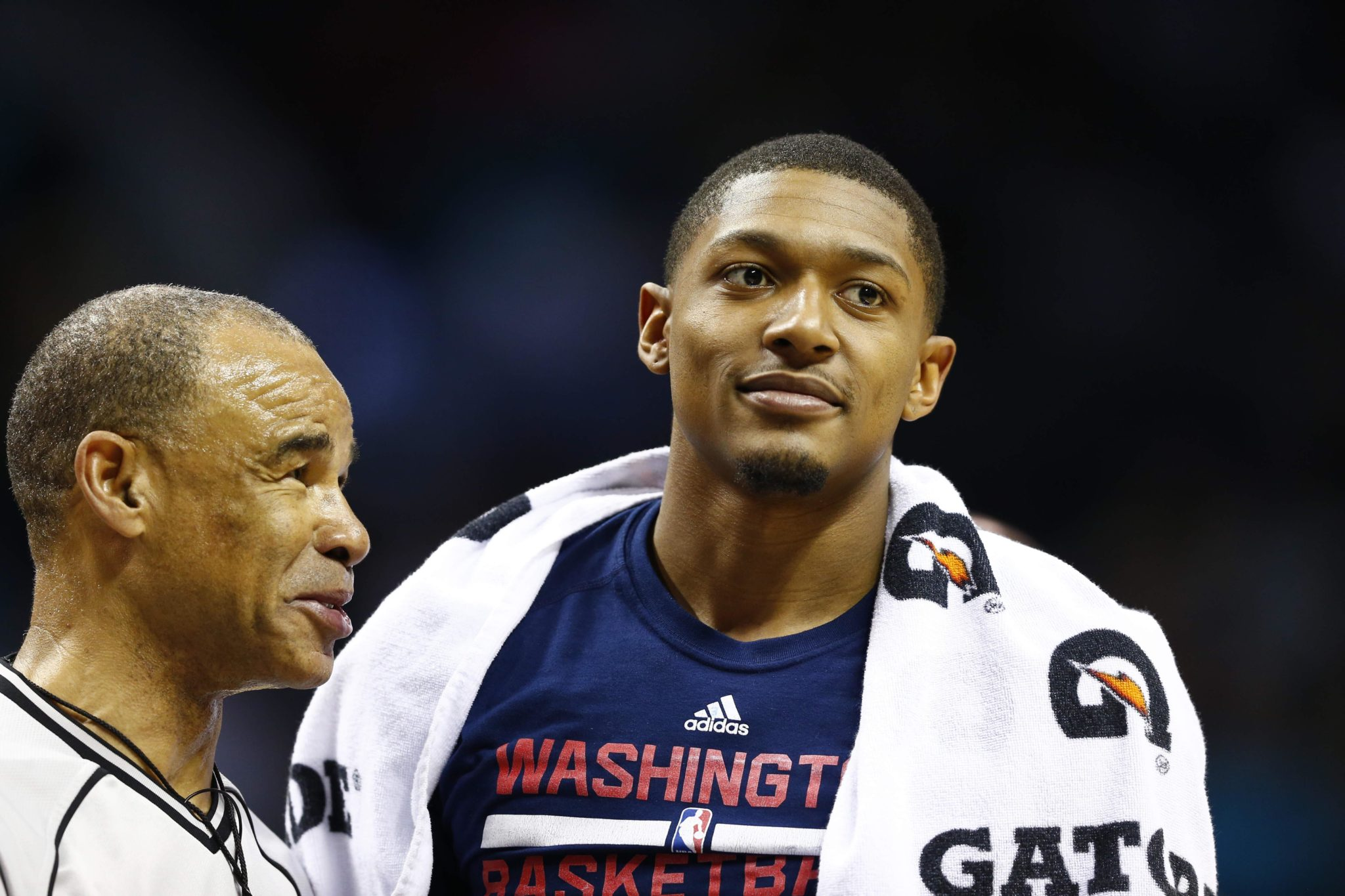 John Wall, Bradley Beal Rip Trump Comments