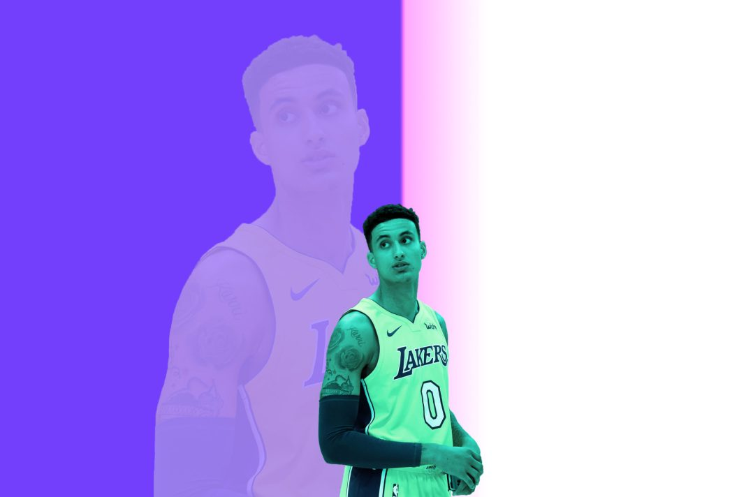 It's way too early to be way too high on Kyle Kuzma, but the Los Angeles Lakers' rookie has been the most impressive player this preseason. Mandatory Credit: USATSI