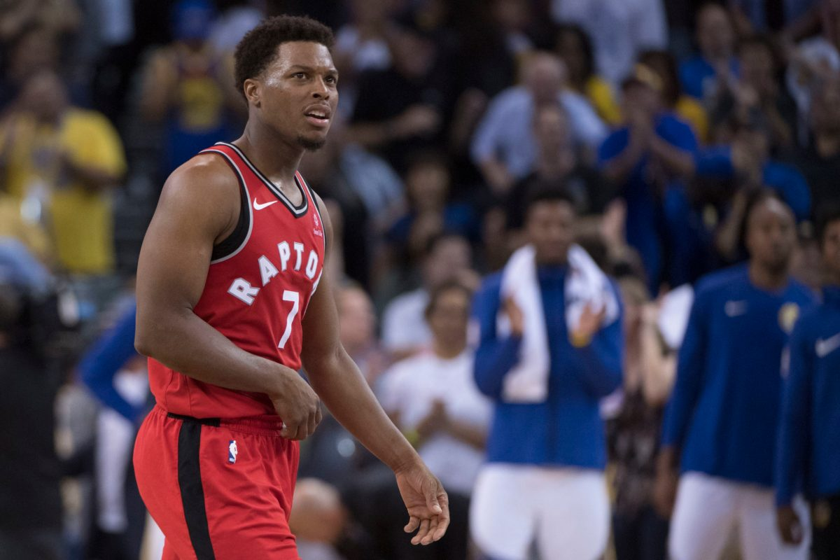Kyle Lowry's Beginning To Find His Place In Toronto's New Offense