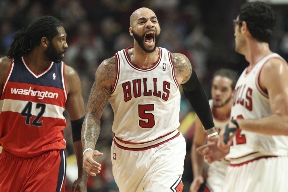 All-Star Carlos Boozer announces retirement from basketball