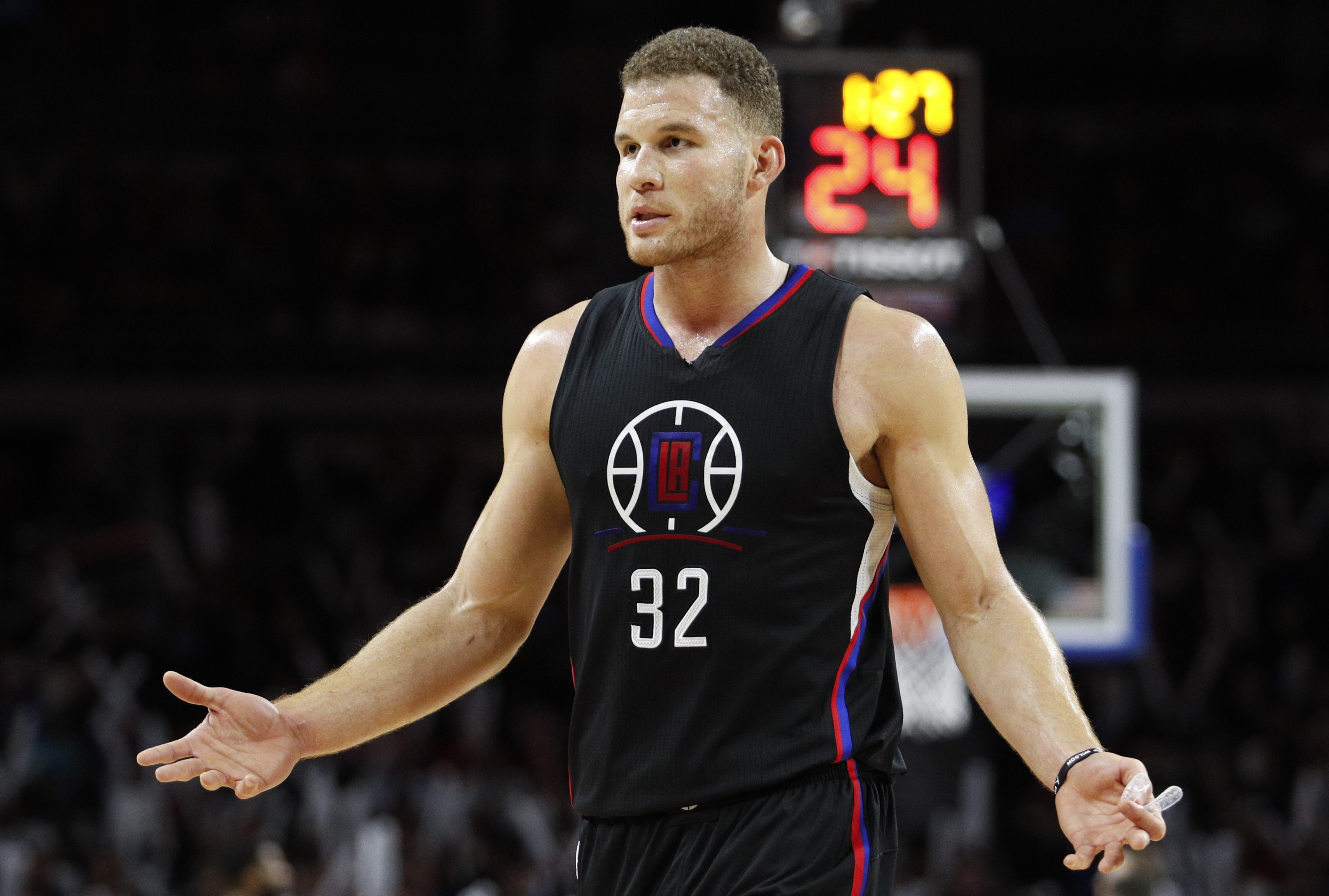 1a5021a2b03 Report  Los Angeles Clippers Trade Blake Griffin To Detroit Pistons