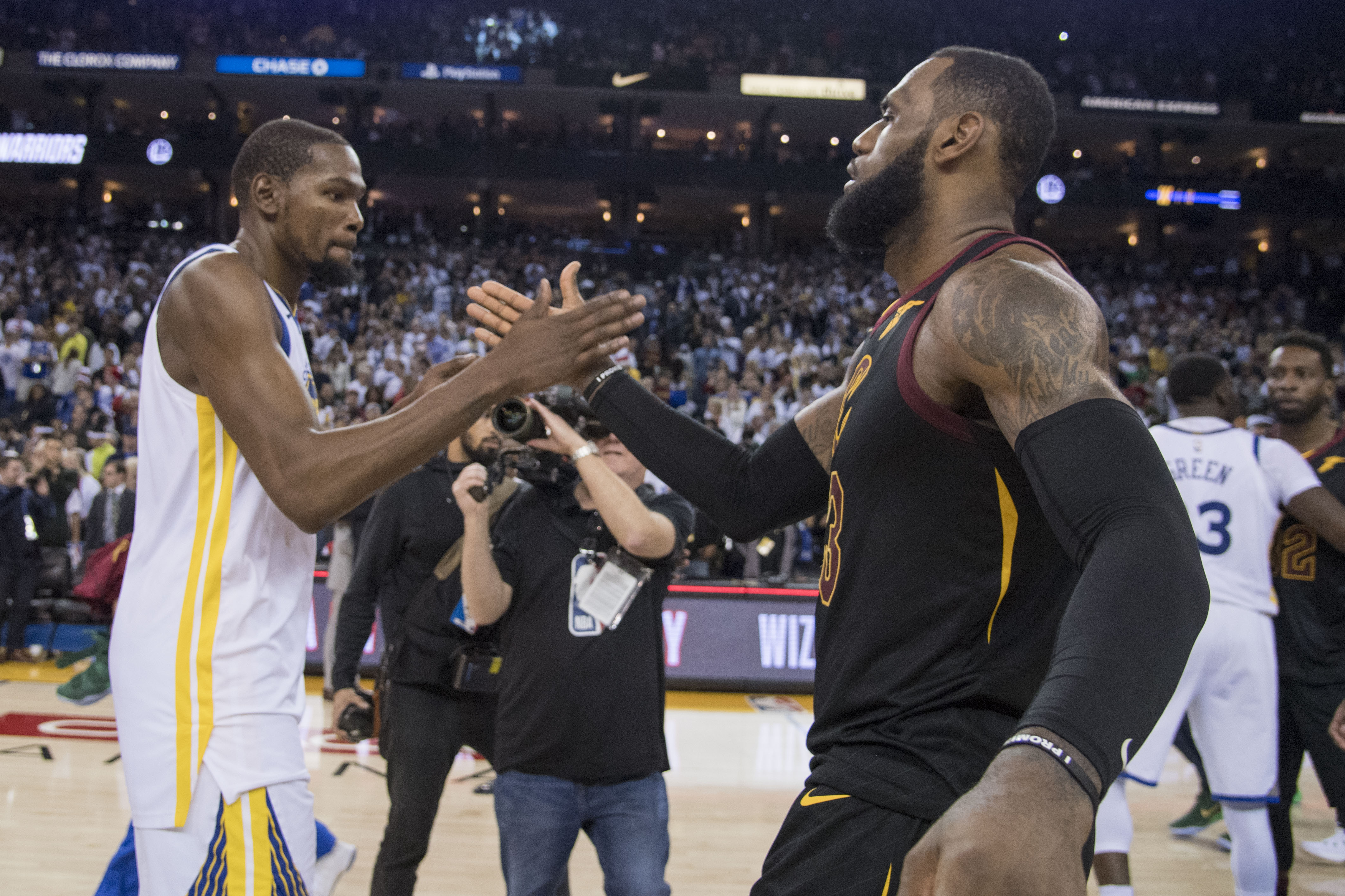 de5868775e6 Don t Let The ESPN Report About LeBron James And The Warriors Scare You