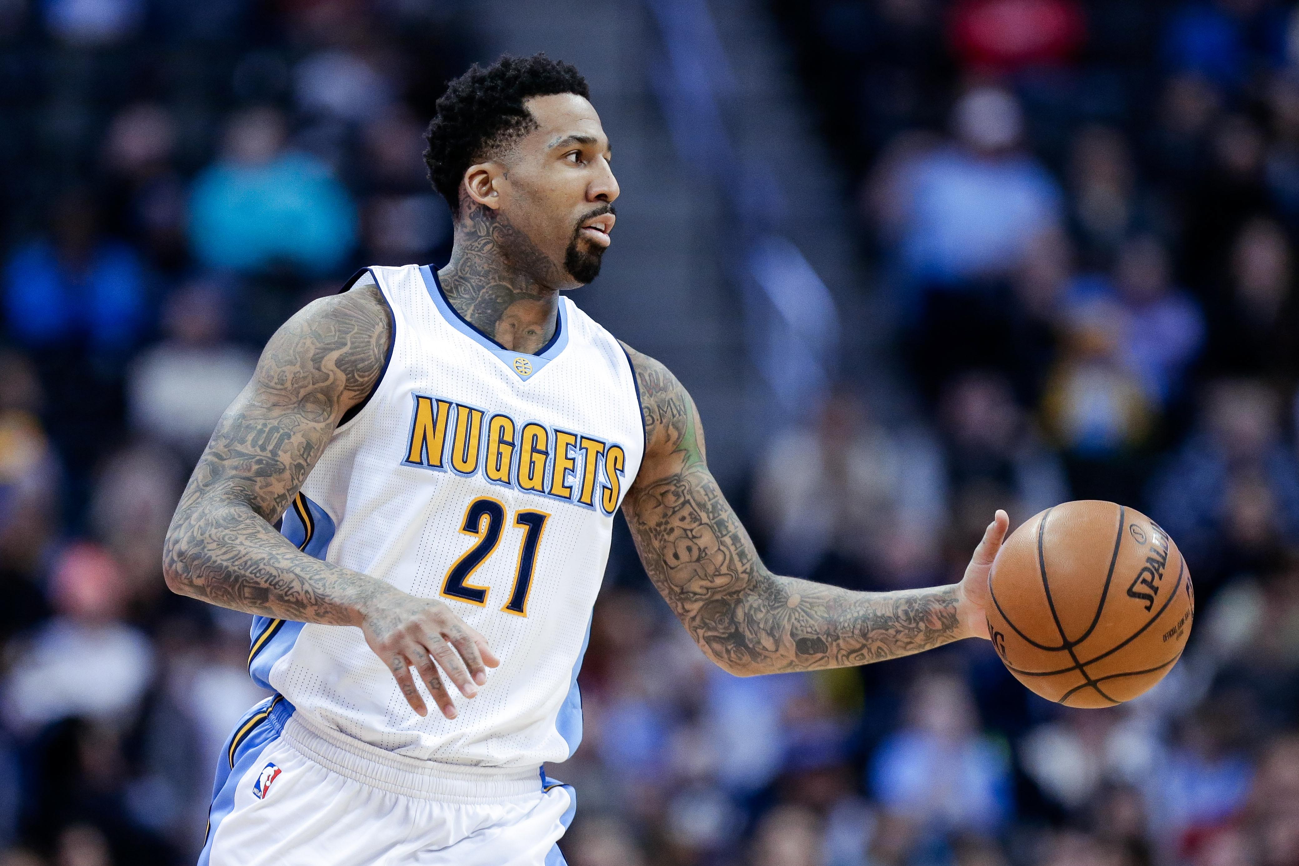 5548ffa1cef5 NBA Rumors  Nuggets Have Explored Wilson Chandler Trade With Utah Jazz