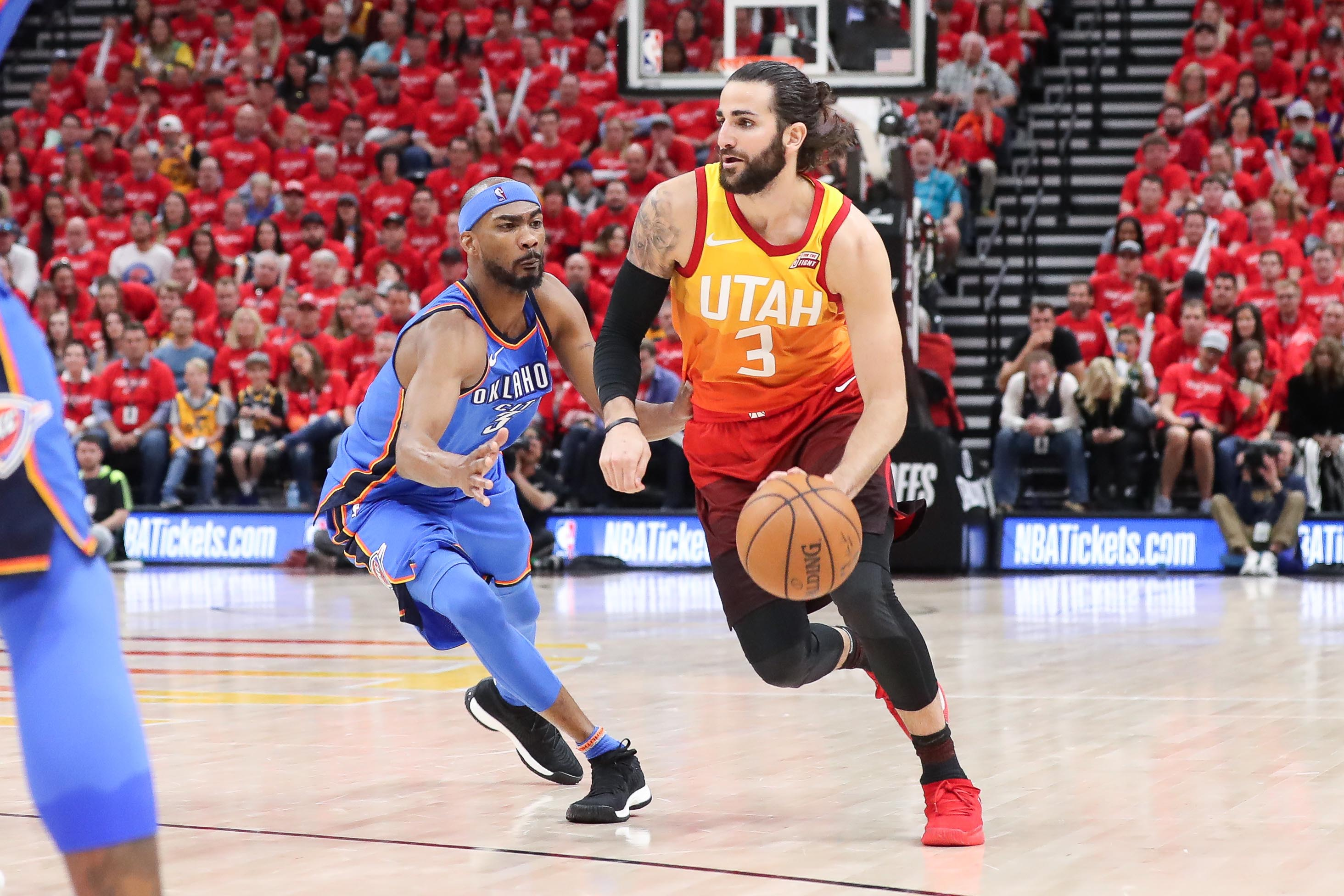 Ricky Rubio To Miss At Least One Game Against Houston With Hamstring Injury aac7dbea5