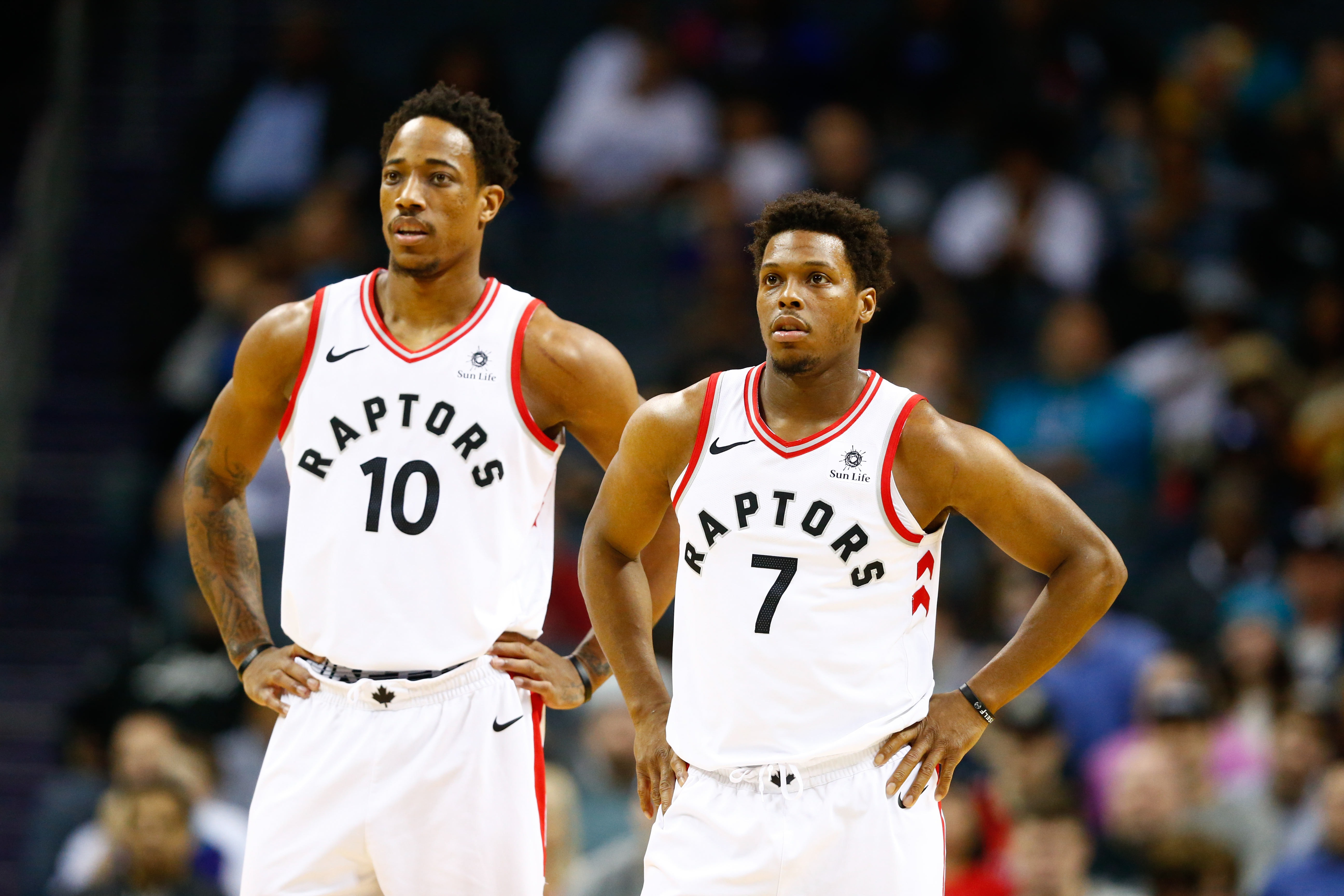 DeMar DeRozan And Kyle Lowry Aren t To Blame For Toronto s Struggles d1c035e3a