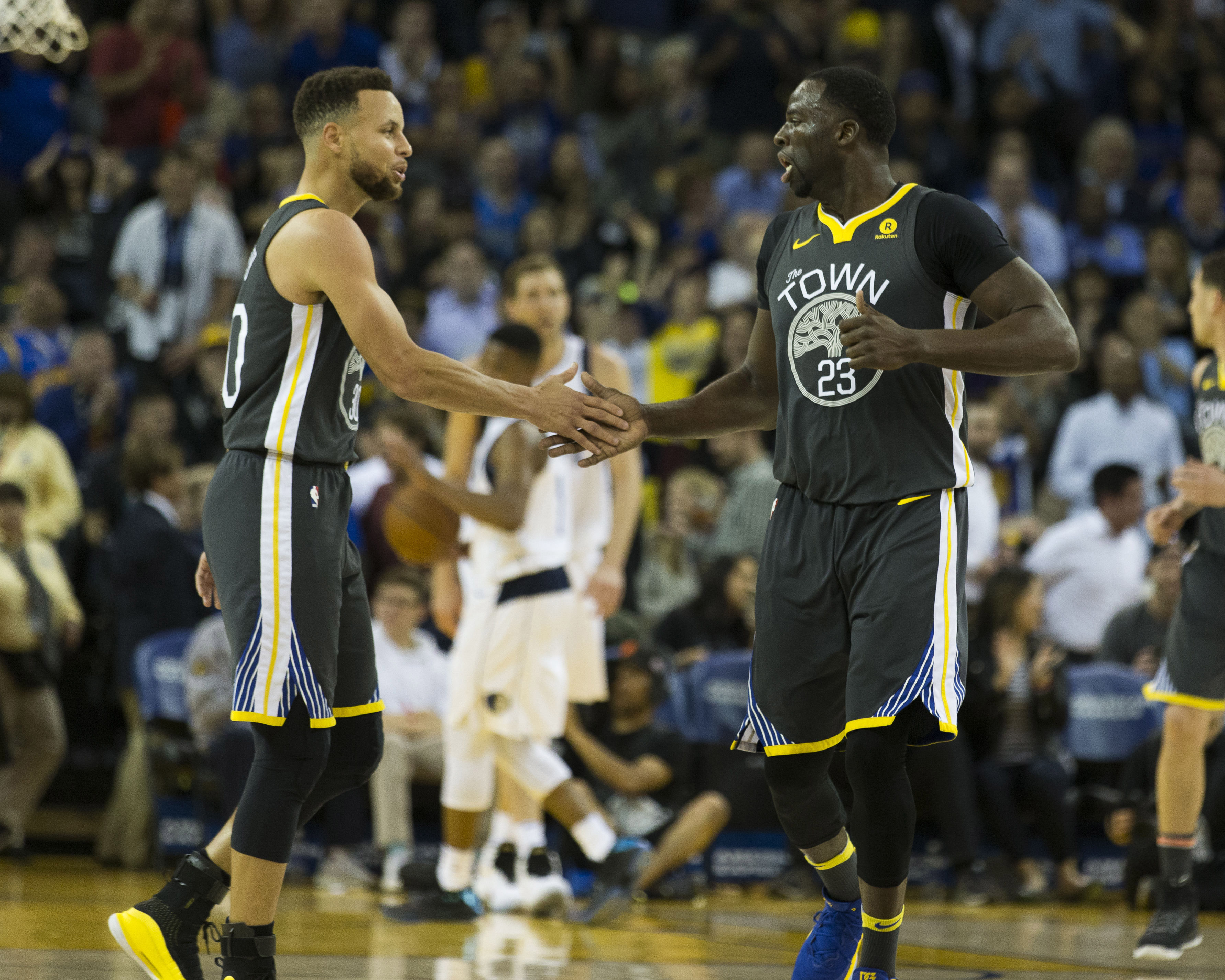 42d427f83f8e Draymond Green Says Drinking Helped Get Stephen Curry Out Of His Slump