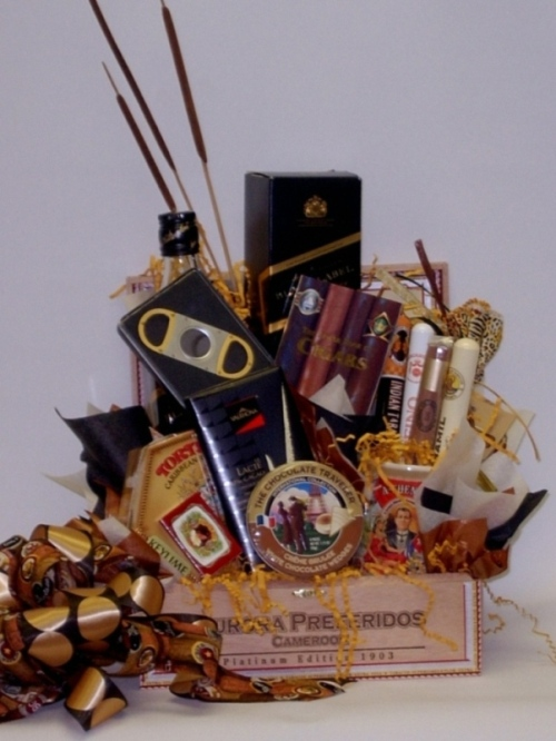 Gift Basket Design Ideas
