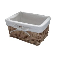 Buy Natural Wicker Storage Basket online from The Basket