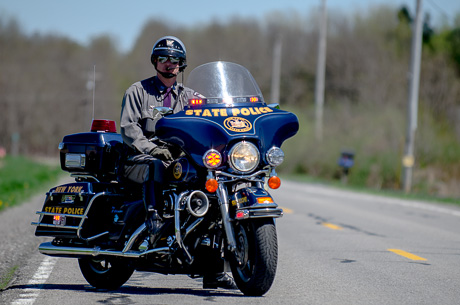 Photo A reminder about motorcycle safety on local