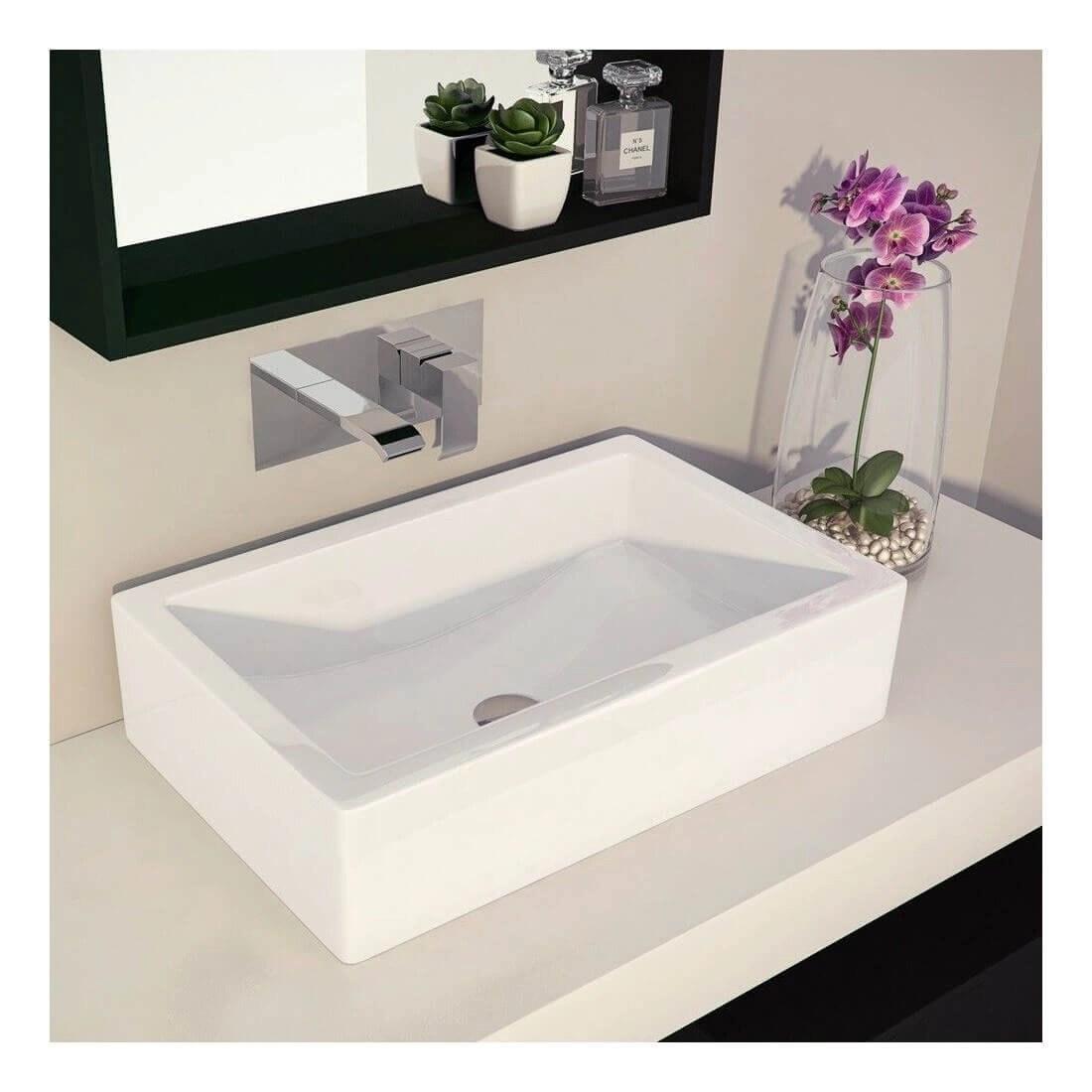 Lavabo sobre encimera Aira  The Bath