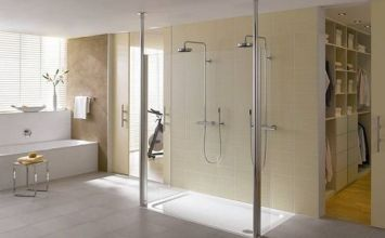 Convertir ducha en una ducha top cambiando 3 cosas