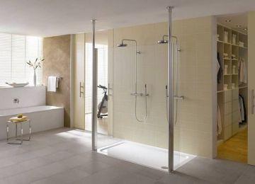 Cómo limpiar una ducha en 5 pasos