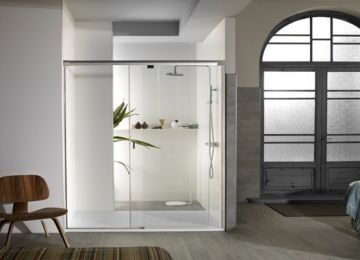 Mamparas vs cortinas de ducha, tu eliges