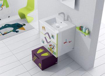Baño infantil: ¿Cómo decorar uno súper divertido?
